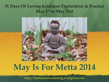 May Is For Metta 2014